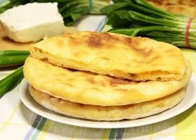 Пирог с картофелем (постный)